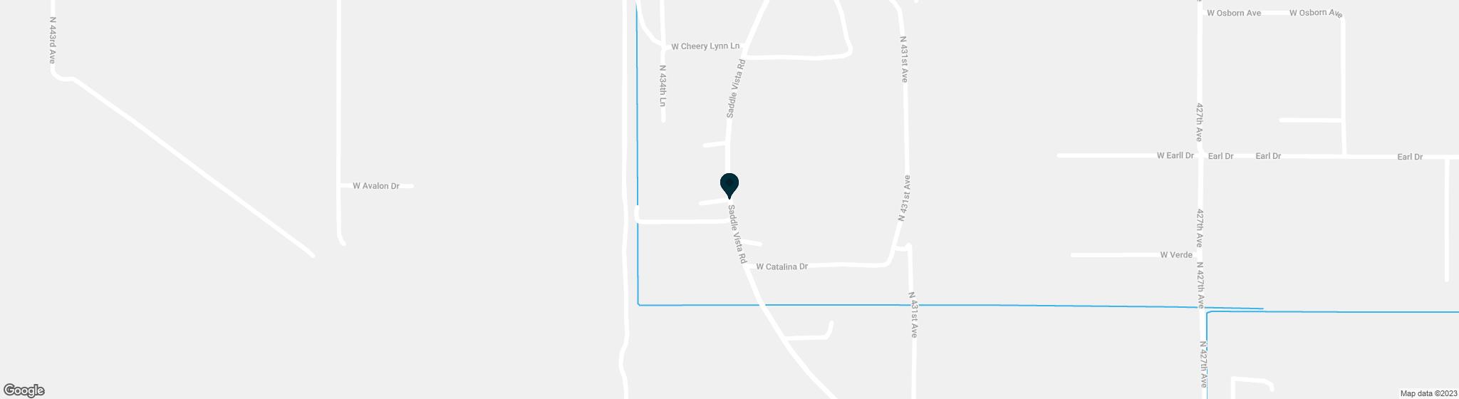 2913 N SADDLE VISTA Road Tonopah AZ 85354