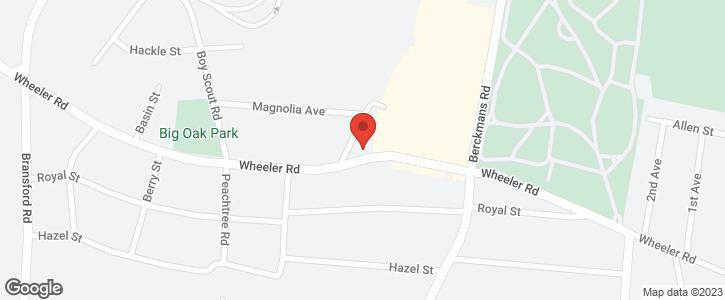 2711 Wheeler Road Augusta GA 30909-3863