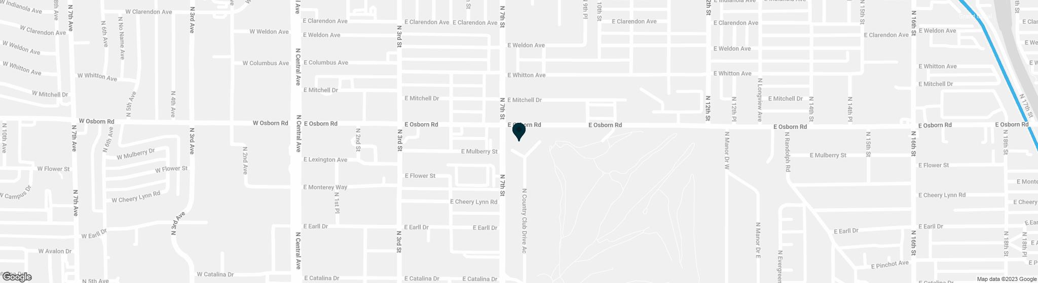 153 N COUNTRY CLUB Drive Phoenix AZ 85014