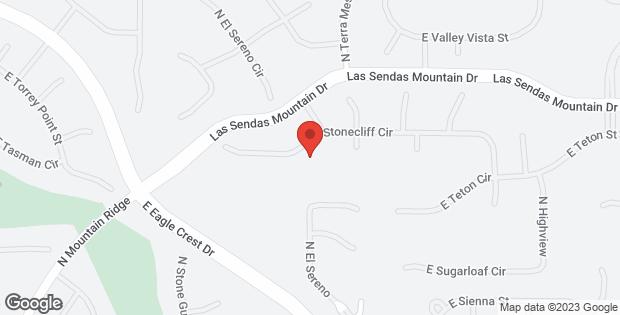 7931 E STONECLIFF Circle Mesa AZ 85207