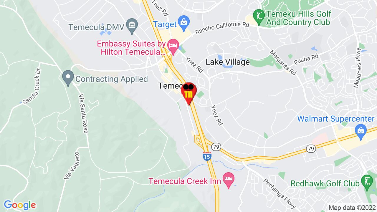 Google Map of Temecula Pest Control