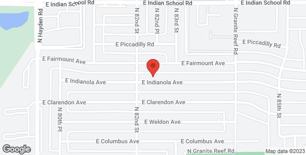 8214 E INDIANOLA Avenue Scottsdale AZ 85251