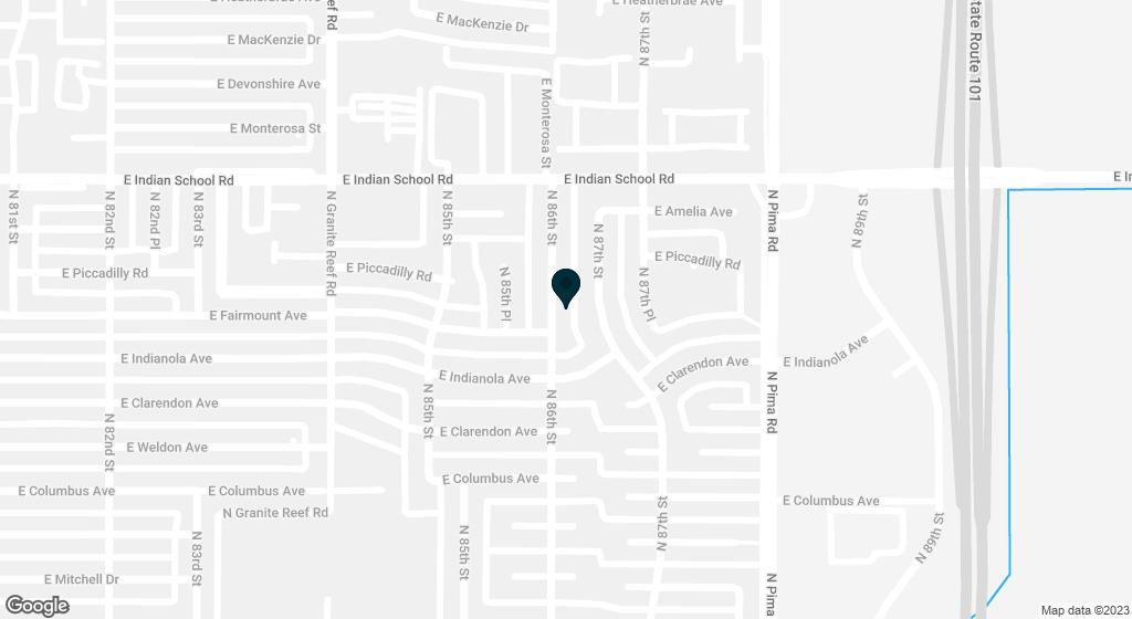 3901 N 86TH Street Scottsdale AZ 85251