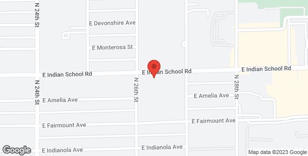 2625 E INDIAN SCHOOL Road #120 Phoenix AZ 85016