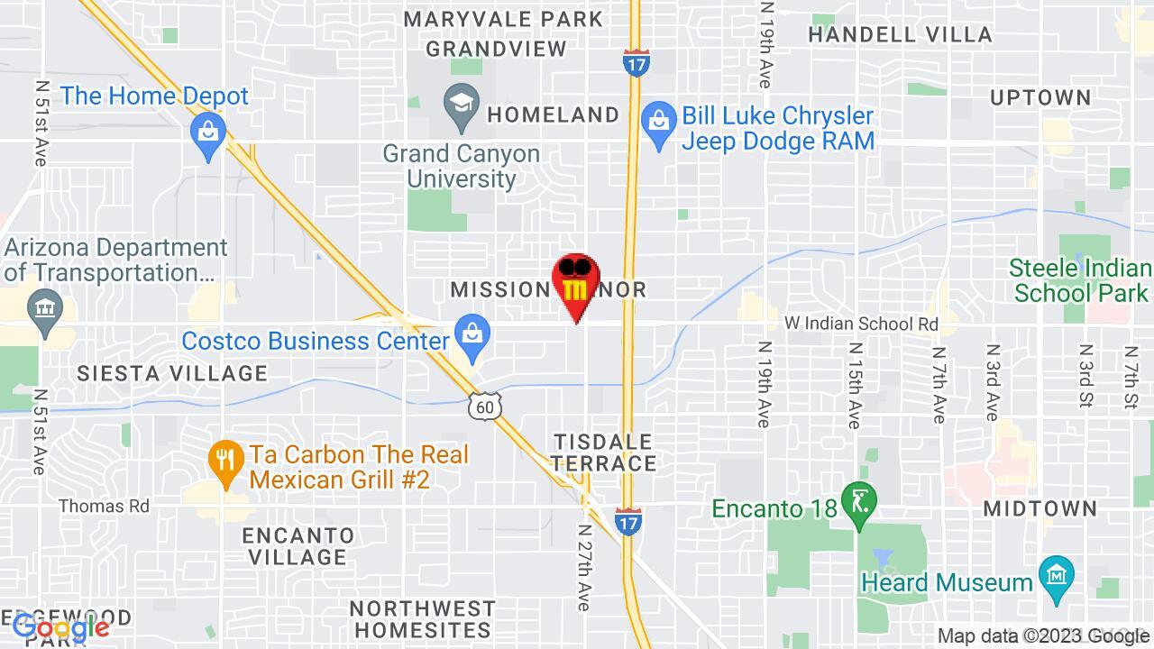 Google Map of Phoenix Commercial Pest Control