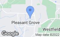 Map of Pleasant Grove, AL