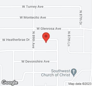 8821 W HEATHERBRAE Drive