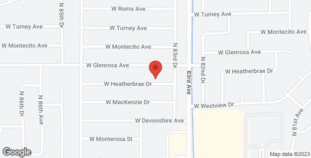 8328 W HEATHERBRAE Drive Phoenix AZ 85037