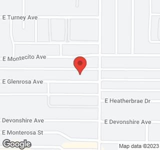 3732 E GLENROSA Avenue