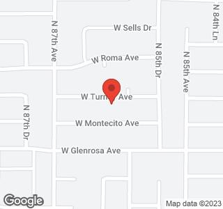 8615 W TURNEY Avenue
