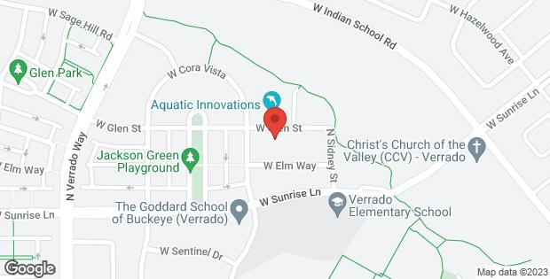 20869 W GLEN Street Buckeye AZ 85396