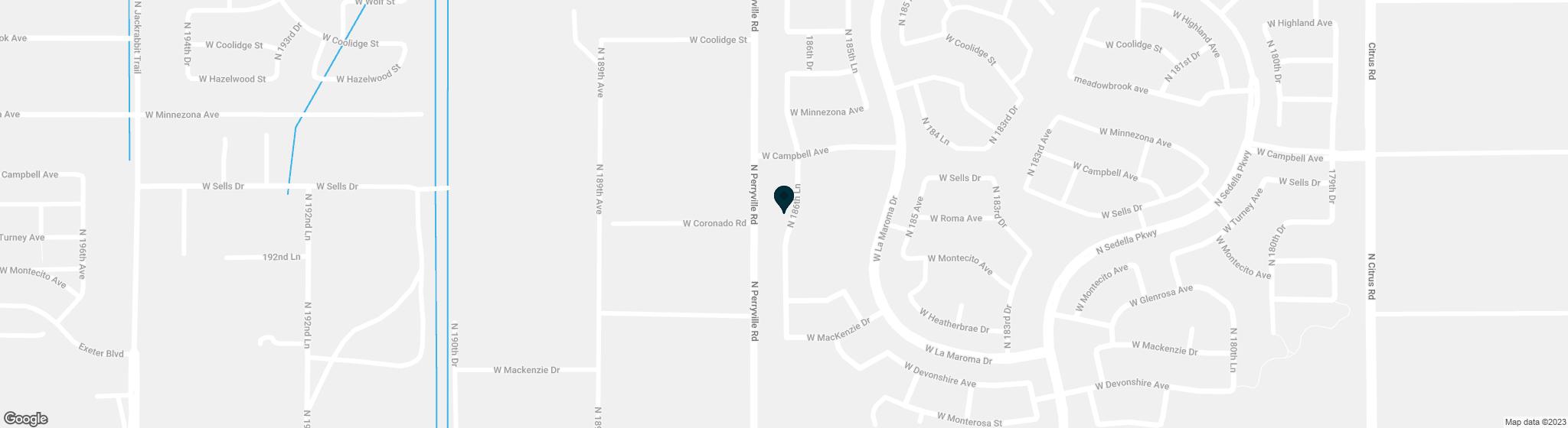 4430 N 186TH Lane Goodyear AZ 85395