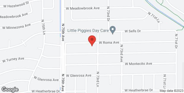 7339 W ROMA Avenue Phoenix AZ 85033