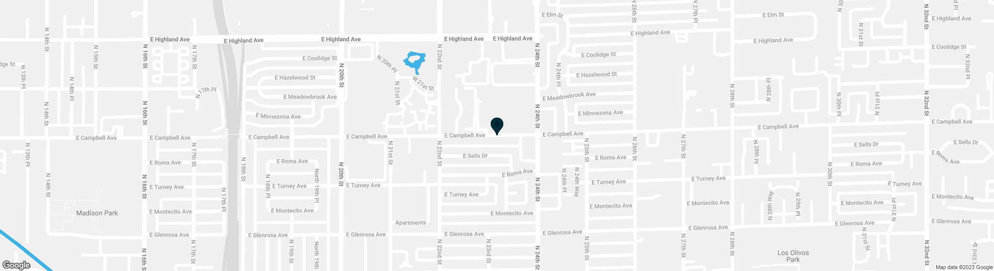 2300 E CAMPBELL Avenue #331 Phoenix AZ 85016