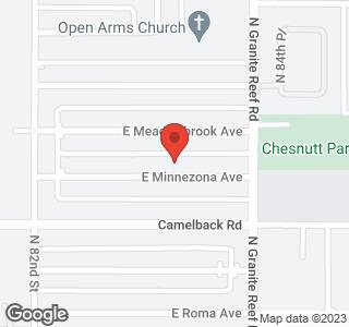 8314 E MINNEZONA Avenue