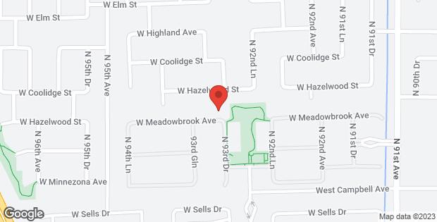 9226 W MEADOWBROOK Avenue Phoenix AZ 85037
