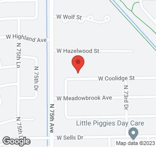 7420 W COOLIDGE Street