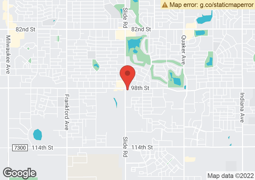 Google Map of 5115 98TH ST