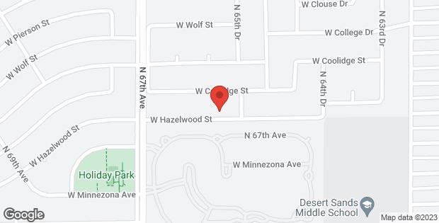 6536 W HAZELWOOD Street Phoenix AZ 85033
