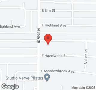 3609 E COOLIDGE Street
