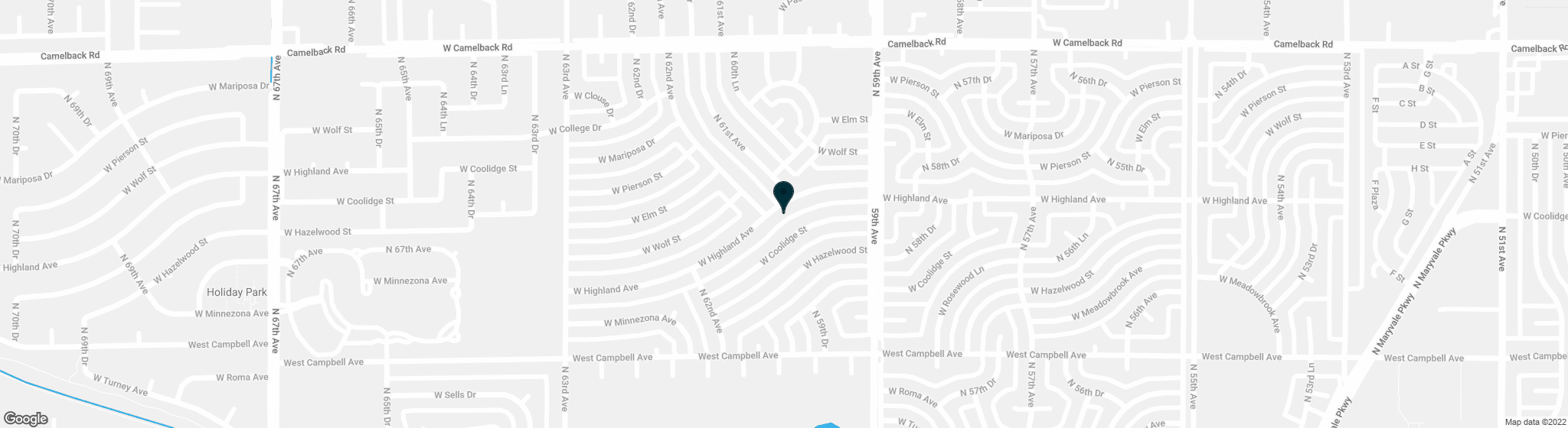6107 W HIGHLAND Avenue Phoenix AZ 85033