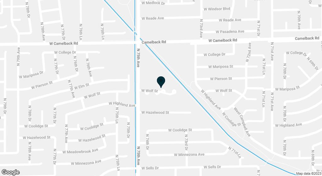7416 W Wolf Street Phoenix AZ 85033