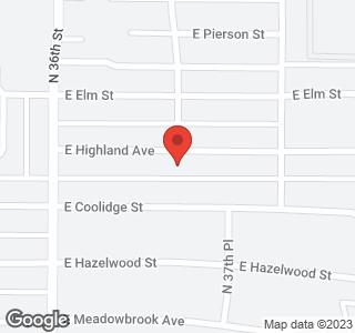 3653 E HIGHLAND Avenue
