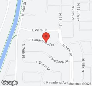 7717 E SANDALWOOD Drive