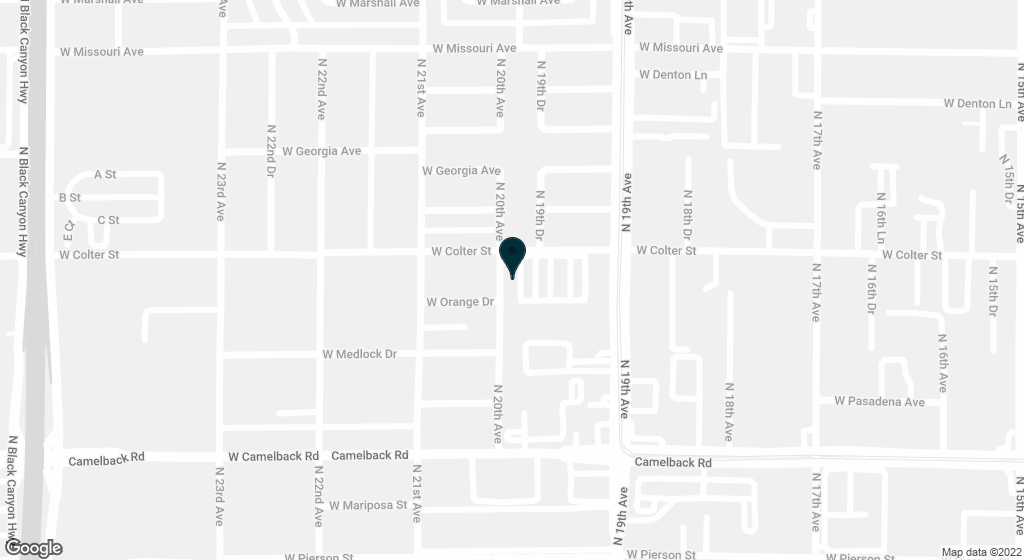 5143 N 20TH Avenue Phoenix AZ 85015