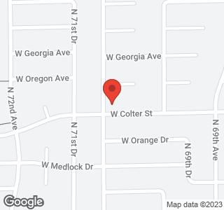 7040 W COLTER Street