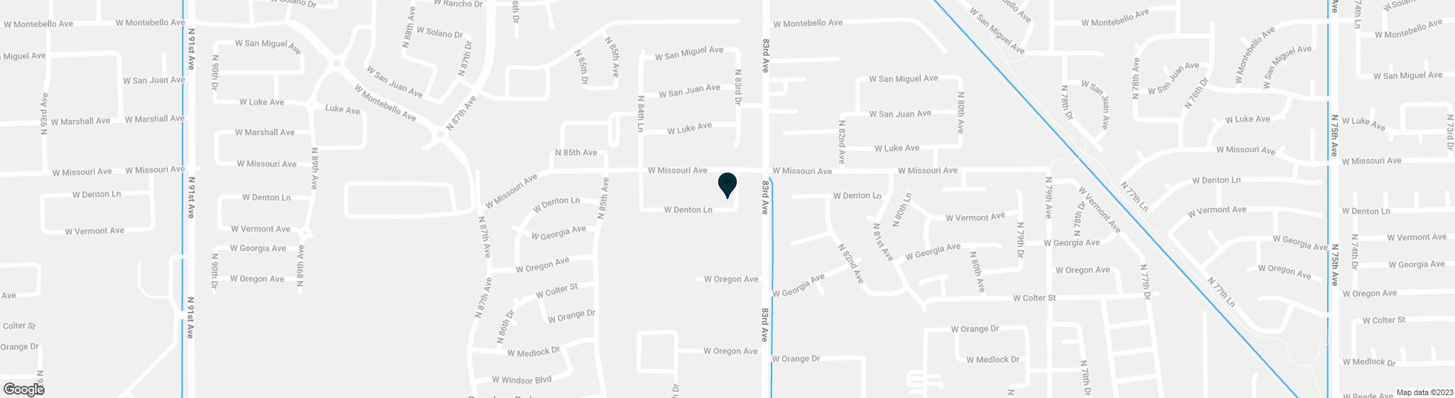 8358 W DENTON Lane Glendale AZ 85305