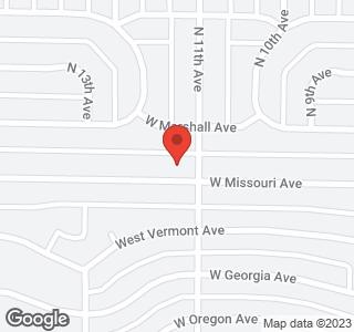 1110 W MISSOURI Avenue