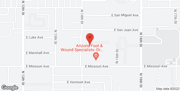 1413 E MARSHALL Avenue Phoenix AZ 85014