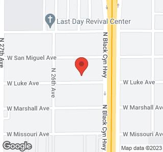 2520 W LUKE Avenue