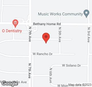 525 W Palo Verde Drive