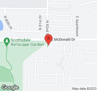 8201 E MCDONALD Drive