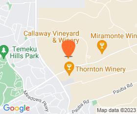Callaway Vineyard & Winery Location