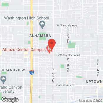 Map of Jose Carrazco, MD at 6036 N 19th Avenuesuite 201, Phoenix, AZ 85015