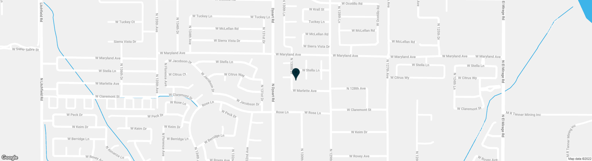 6337 N 130TH Drive Litchfield Park AZ 85340