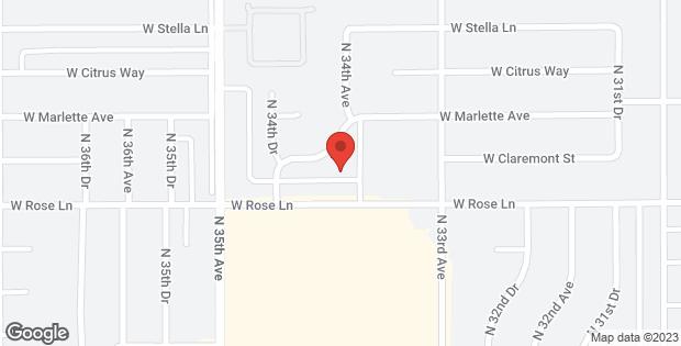 3419 W CLAREMONT Street Phoenix AZ 85017