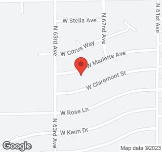 6231 W MARLETTE Avenue