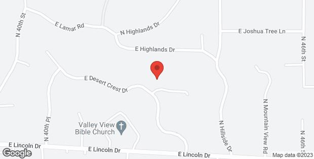 4306 E DESERT CREST Drive Paradise Valley AZ 85253