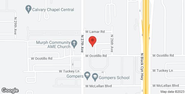 6714 N 26TH Drive Phoenix AZ 85017