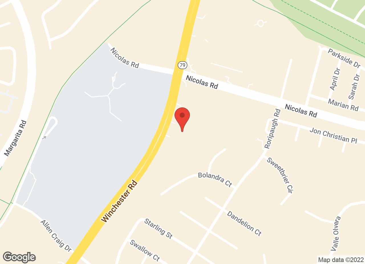 Google Map of VCA Pet Medical Center