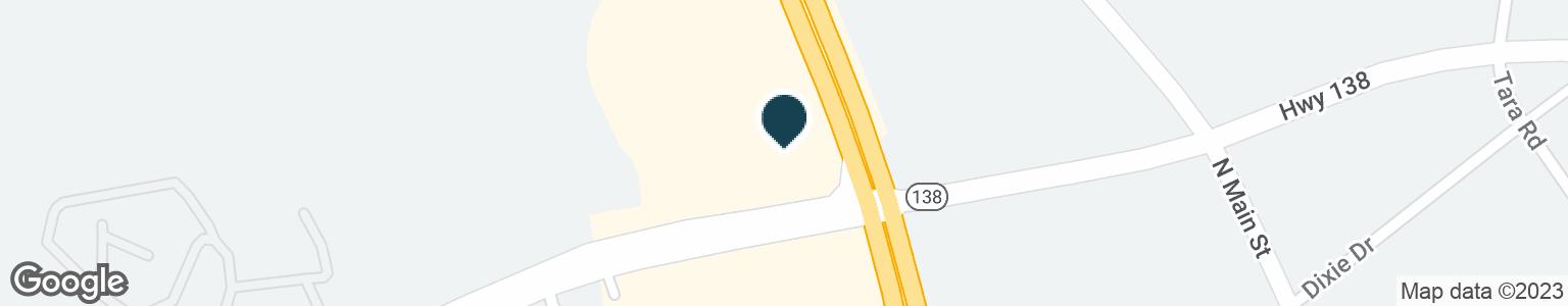 Google Map of7935 TARA BLVD