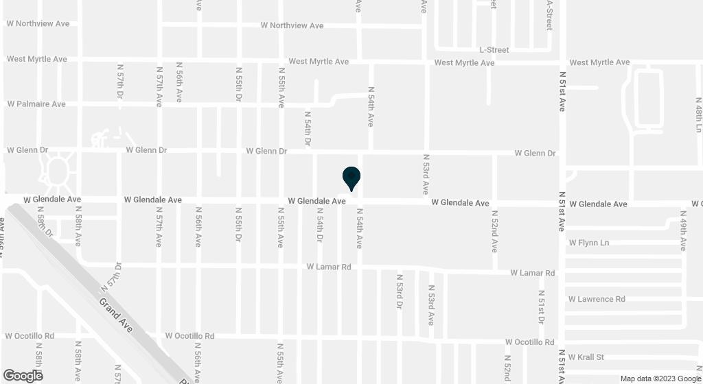 5402 W GLENDALE Avenue Glendale AZ 85301