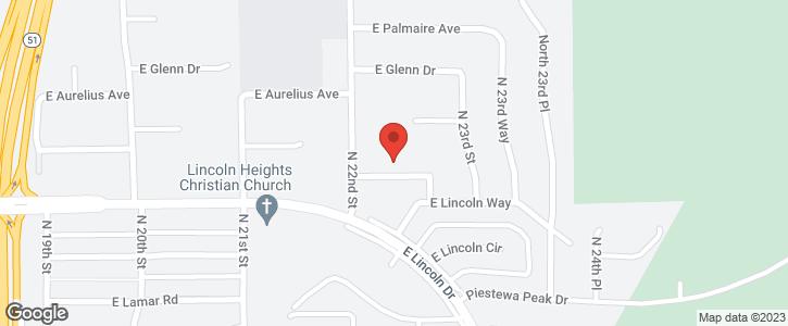 2218 E CACTUS WREN Drive Phoenix AZ 85020