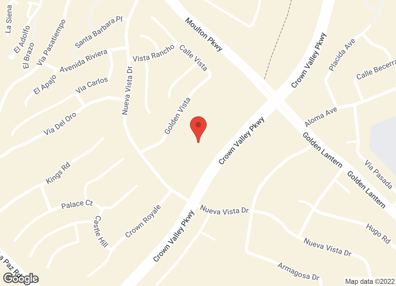 Google Map of VCA Laguna Grove Veterinary Hospital