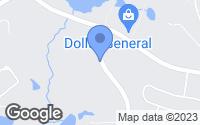 Map of Graniteville, SC