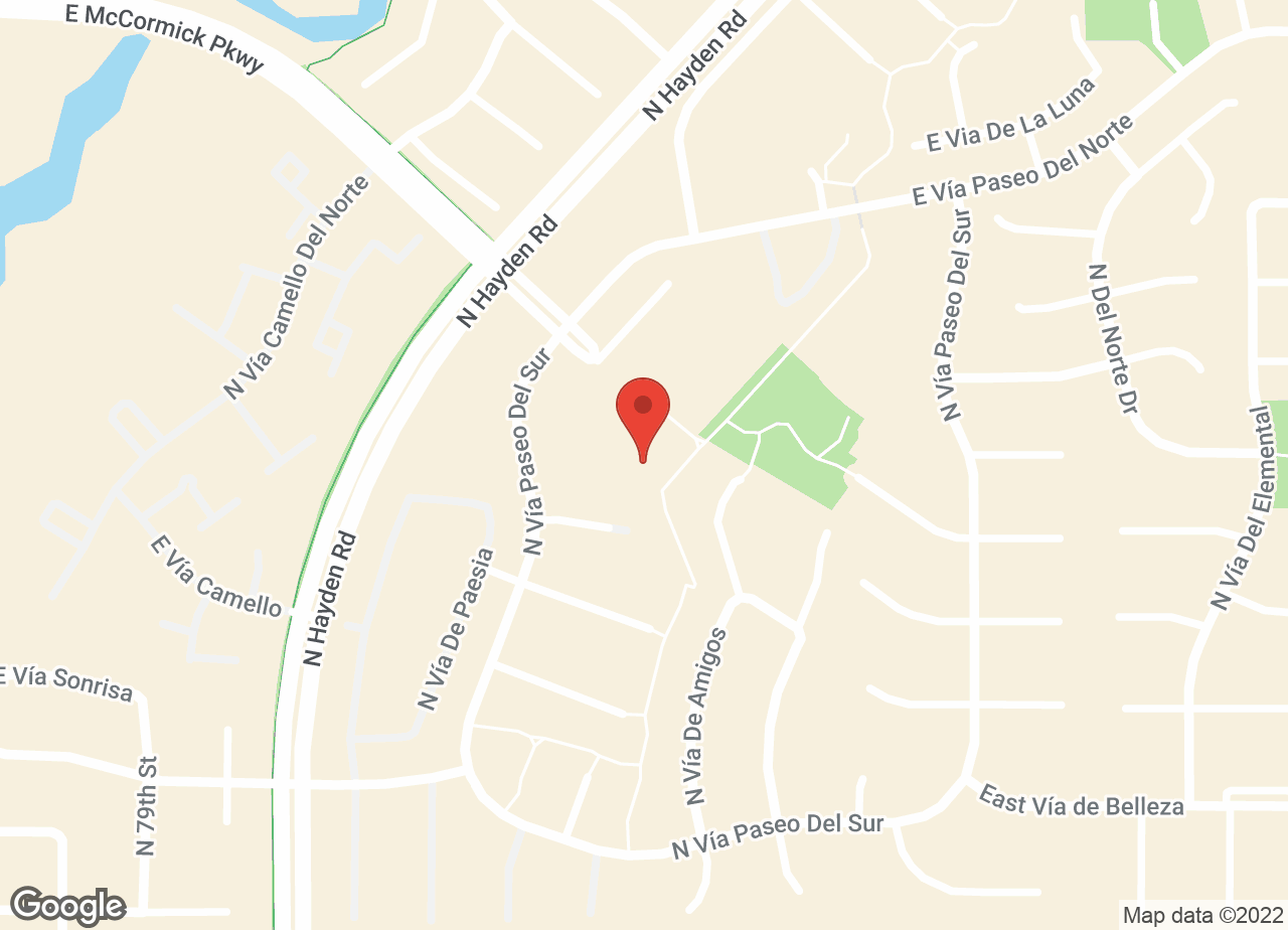 Google Map of VCA Del Lago Animal Hospital